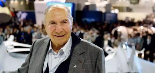 巴黎HEC校友感言: 校友风采   致敬世界航空领袖:塞尔日·达索(Serge Dassault)