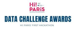 巴黎HEC新闻: 新闻 | Hi!Paris Center首届Hi!ckathon竞赛获奖者揭晓