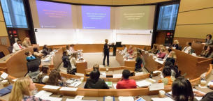 HEC Paris news: HEC PARIS BUSINESS SCHOOL AND YALE SCHOOL OF MANAGEMENT BRING PROGRAM FOR SENIOR WOMEN LEADERS TO EUROPE SHARE