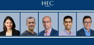 巴黎HEC新闻: 新闻 | HEC迎来五位重量级科研教授加入师资队伍
