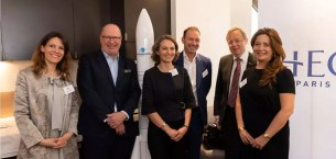 HEC Paris news: TAKE-OFF FOR SPACE ECONOMY PARTNERSHIP