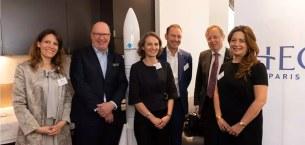 HEC Paris news: TAKE-OFF FOR SPACE ECONOMY PARTNERSHIP
