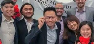 巴黎HEC校友感言: 校友风采 | Wing Hang Mathieu Tse:从圭亚那到中国,求知欲、格斗运动和创业精神一路相随