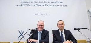 巴黎HEC新闻: 新闻 | 2019 QS金融类商科硕士大学排名HEC位居第2