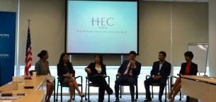 巴黎HEC新闻: AmCham China Panel Discussion: The latest developments in Executive Education in China