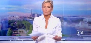 巴黎HEC校友感言: 校友风采 | 法国新闻女王Claire Chazal:外表只是你看到的第一步
