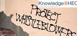 巴黎HEC新闻: 学术分享|讲述故事如何更好地帮助告密者