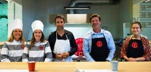 HEC Paris news: HEC PARIS GETS COOKING… WHAT'S ON THE MENU?