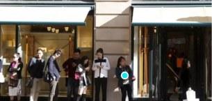 巴黎HEC新闻: 学术分享   千禧一代购买奢侈品时,不如前人更重视可持续发展?