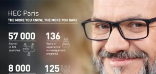巴黎HEC新闻: 快讯 | 荣登榜首 !HEC EMBA项目 2019《金融时报》 排名全球第一