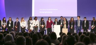 HEC Paris news: Women's Forum Global Meeting 2019 Taking the lead for inclusion: accelerating impact!