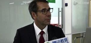 巴黎HEC新闻: 巴黎HEC商学院国际事务总监谈巴黎HEC商学院与中国的长期持久关系