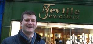 HEC Paris testimonials: John Neville