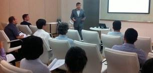 HEC Paris news: HEC Paris Master Classes in China
