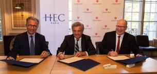 HEC Paris news: ODDO BHF and HEC Paris create a Chair dedicated to Financial Analysis