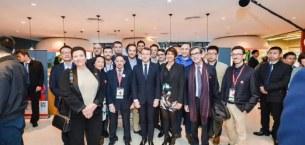 巴黎HEC校友感言: 校友Charles Bark和法国总统聊了什么?