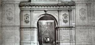 巴黎HEC历史: 巴黎HEC商学院,托克维尔街