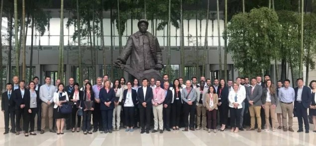 HEC Paris news: Total Business Skills Beijing Learning Expedition