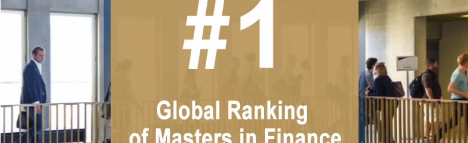 巴黎HEC新闻: 快讯   HEC第九次蝉联《金融时报》金融硕士(MiF)排名榜首