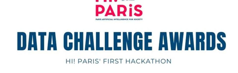 巴黎HEC新闻: 新闻   Hi!Paris Center首届Hi!ckathon竞赛获奖者揭晓