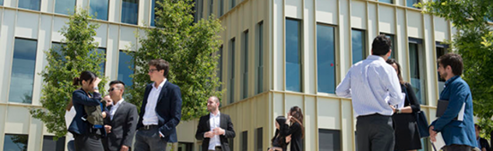 巴黎HEC新闻: 新闻|HEC进行防疫新举措,确保2020新学年如期而至