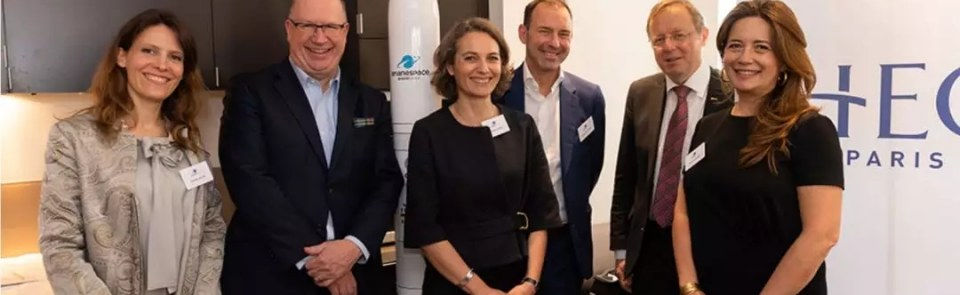 巴黎HEC新闻: 新闻 HEC Paris联手ArianeGroup和欧洲航天局(ESA)成立联合研究讲席