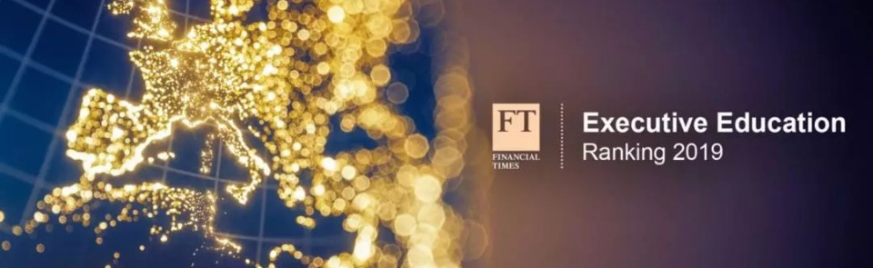 HEC Paris news: Financial Times (FT) publishes 2019 world rankings for Executive Education