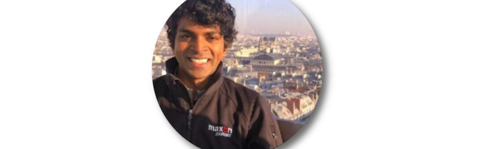 """巴黎HEC校友感言: 校友风采   Sushil Reddy:从绿色""""嘟嘟车""""到绿色印度"""
