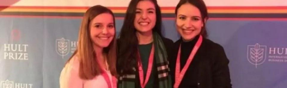 巴黎HEC校友感言: 校友风采 | Hult Prize获奖大热三人组:解决世界的社会问题