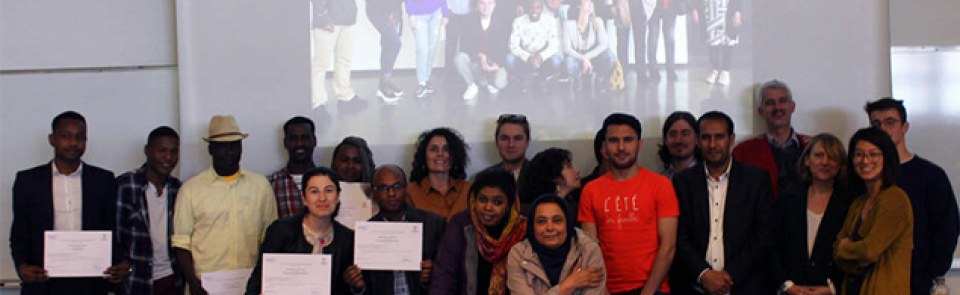 HEC Paris news: REFUGEES FIND NEW WINGS AT HEC