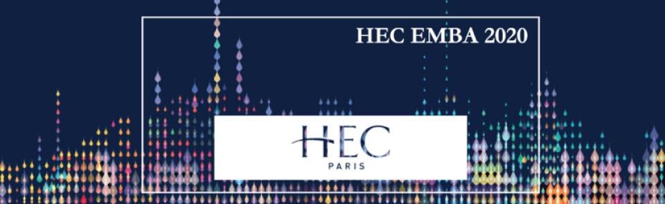 巴黎HEC新闻: 报名|HEC EMBA2020海外模块(北京站)招生火热进行时
